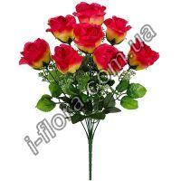 Роза бутон   12шт