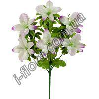 Букет орхидейки атласной   40шт