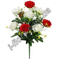 136 Роза атласная   10шт