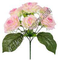 у2003 Букет искусственные розы   10шт