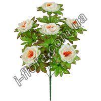 у7030 Букет роза-камелия высокая   10шт