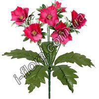 у8056 Букет цветы жасмина на подкустнике   24шт