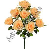 у2005 Розы атласные 63см   10шт