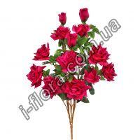 S-Z5375  Роза ветка    75см  8шт