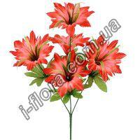 Букет лилии атласные  41см  50шт