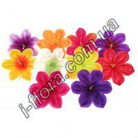 пресс цветок атлас   14см  500шт