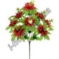 Букет хризантемы  52см  20шт