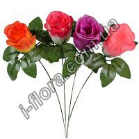 Роза бутон  48см  40шт