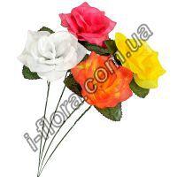 Роза одиночная  43см   40шт