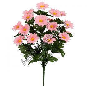 у558  Букет куст хризантемы     10шт