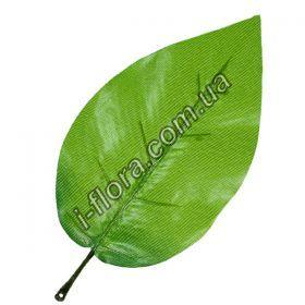 Лист капля зеленый 20шт
